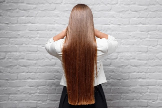 At our salon in Louisville, KY we offer multiple types of hair extensions that give the natural and healthy long hair look!